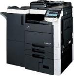 写真: デジタルカラー複合機 C550