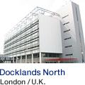 Docklands North London / U.K.