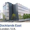 Docklands East London / U.K.