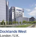 Docklands West London / U.K.