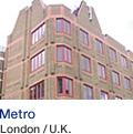 Metro London / U.K.