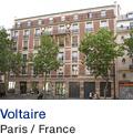 Voltaire Paris / France