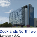 Docklands North Two London / U.K.
