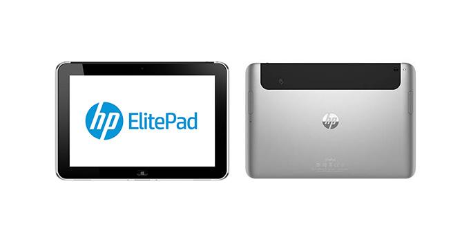 写真: HP ElitePad 900 for au