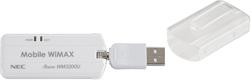 NECアクセステクニカ株式会社製 WiMAX USBアダプター AtermWM3210U