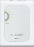 NECアクセステクニカ株式会社製 WiMAX 無線LAN内蔵モバイルWiMAXルータ AtermWM3310R