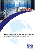 KDDI Global ICT Solutions 総合パンフレット (英語版)