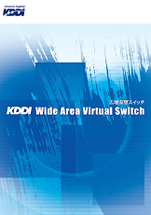 KDDI Wide Area Virtual Switch | 広域仮想スイッチ