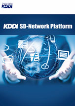 KDDI SD-Network Platform
