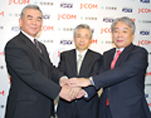 Photo: 投资 Jupiter Telecommunications 有限公司 (J:COM)