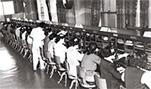 KDD 成立时的国际运营商工作站