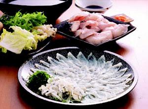 【山口】とらふぐ刺身・ちり鍋セット