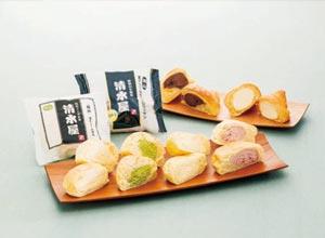 【岡山】<清水屋>生クリームパンセット
