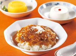 【神奈川】耀盛號 (ようせいごう) ふかひれ丼・デザート