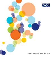 CSR & ANNUAL Report 2013