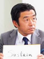 Photo: Mr. Hiroshi Ishida