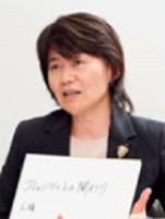 Photo: Ms. Kaori Kuroda