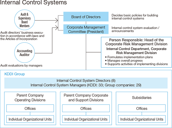 Internal Control Systems