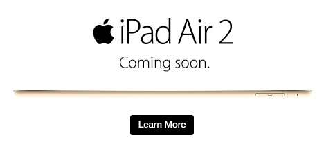 iPad Air / iPad mini with Retina display