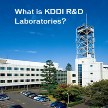 What is KDDI R&D Laboratories?