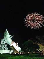 2015年8月 アンテナと花火 [1]