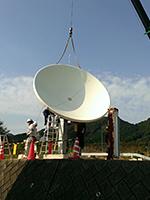 2015年10月 アンテナ建設工事 [1]