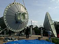 2015年10月 アンテナ建設工事 [2]
