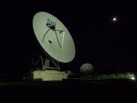 電波望遠鏡ライトアップ (2013)